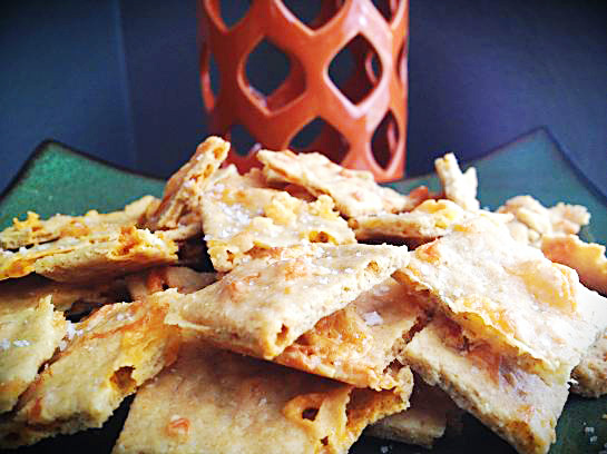 Cheez Its {Gluten-free Cheese Crackers}